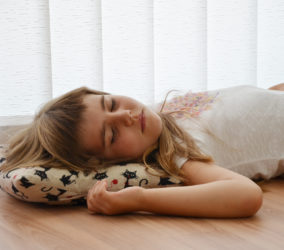 Vertikální žaluzie mají děti rády