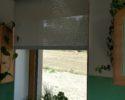 Roleta na okno s elektrickým pohonem