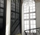 Dřevěné žaluzie na míru a na vysoká okna