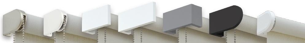 Látkové rolety PRO 43 - designové konzoly