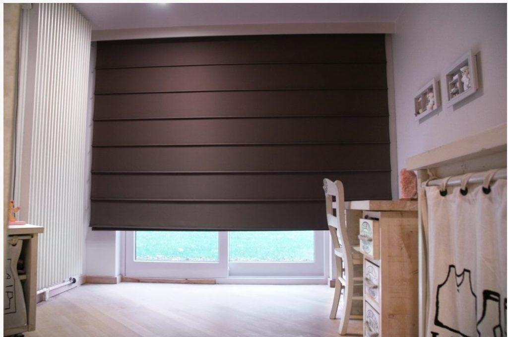 Rolety na okna st n n oken for Raamdecoratie slaapkamer verduisterend