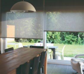 screenové rolety v kuchyni