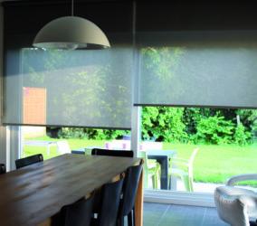 Screenová roleta v kuchyni