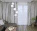 šedé zatemňující závěsy do oken