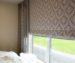 závěs na okno v ložnici