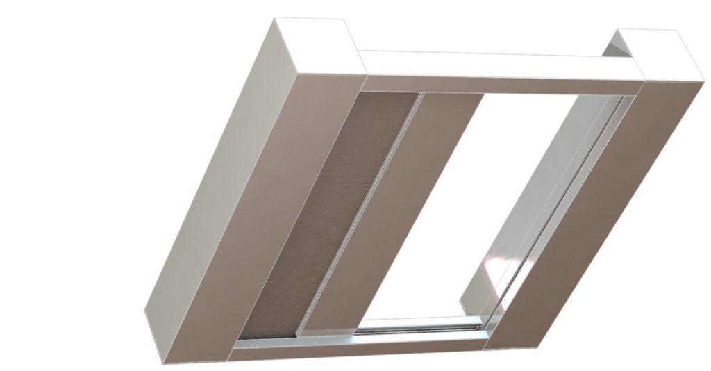 sy-sky pro stínění prosklené střechy