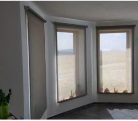 screenová vnitřní roleta na okno
