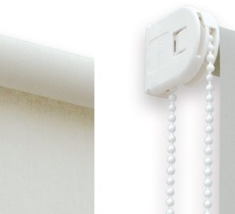 možnosti navíjení látkové rolety Basic