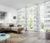 japonská stěna den a noc v obývacím pokoji