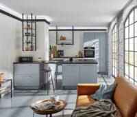 japonská stěna design moderní domácnosti detail