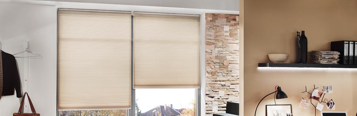 Maxi Plissé pro velké plochy oken