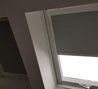 reference na rolety do střešního okna Plzeň