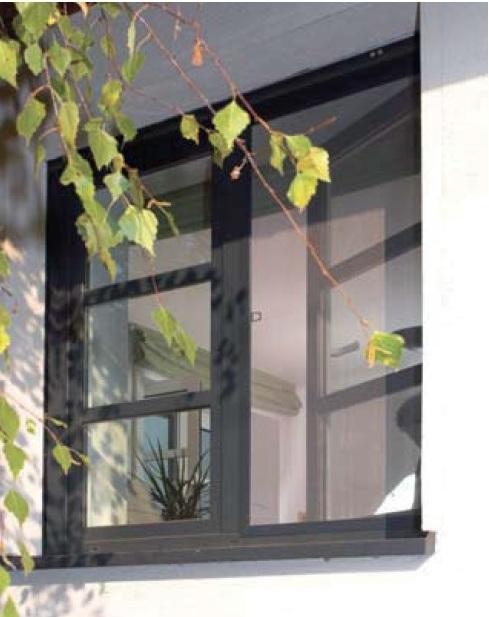 pevné okenní sítě proti hmyzu