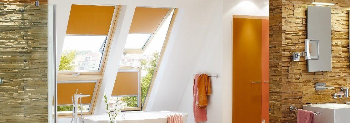 rolety na okna - stínění na míru