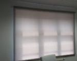 vnitřní roleta Pure v kanceláři Plzeň