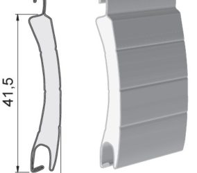 lamela na roletu 42 mm