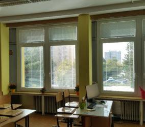 žaluzie Praha základní škola 1