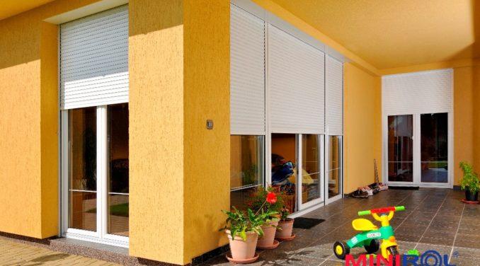 venkovní rolety do dětského pokoje