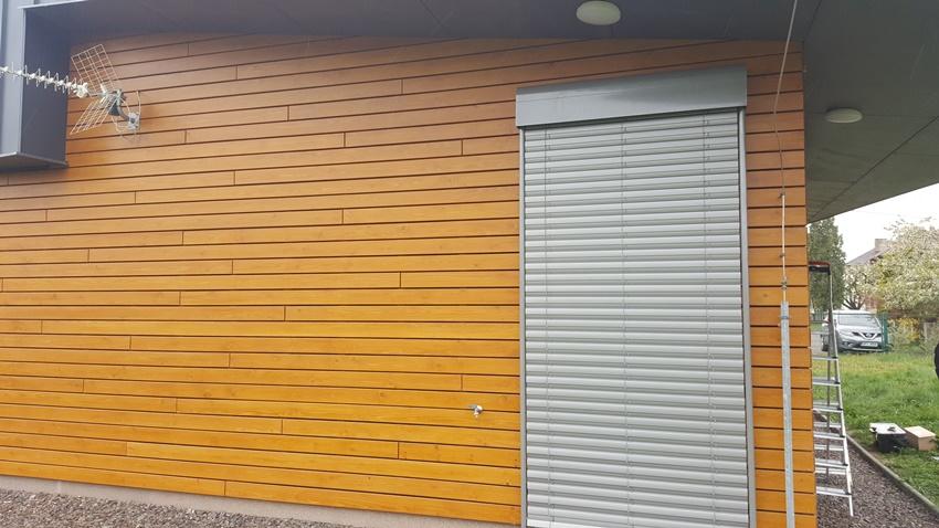fasadni venkovni zaluzie cisteni