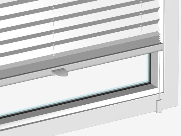 klipy na rám okna bez vrtání