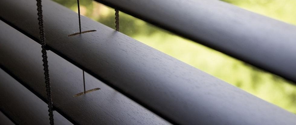 detail dřevěné lamely