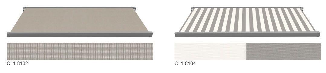 světle bílé a šedé 6