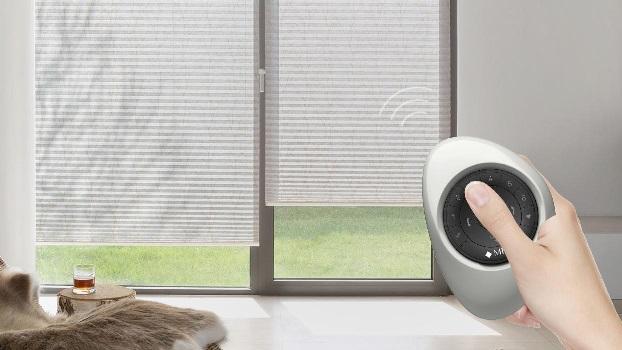 domácí automatizace stínění oken