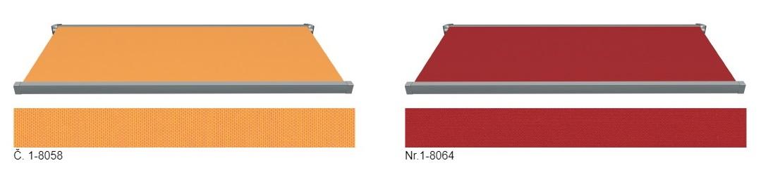 oranžové a červené barvy 1