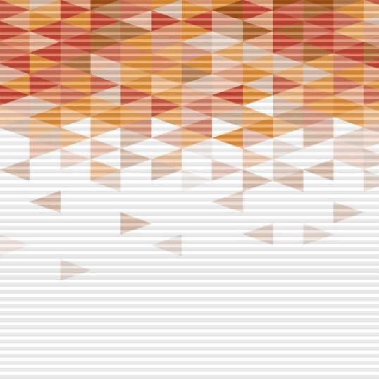plisé ARCTIC oranžová nahoře