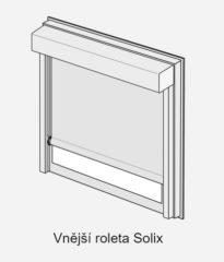 vnější roleta Solix na baterie