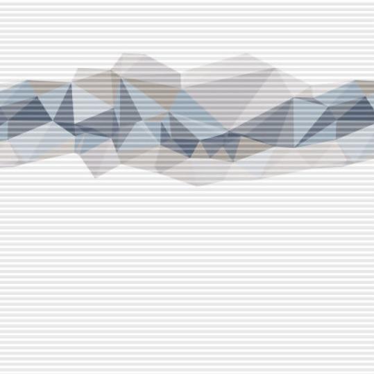 plisé MOUNTAINS modré